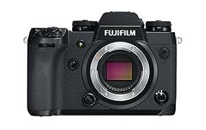 FUJIFILM X-H1 Appareil Photo Numérique Noir