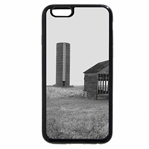 iPhone 6S / iPhone 6 Case (Black) Yesteryear Barn
