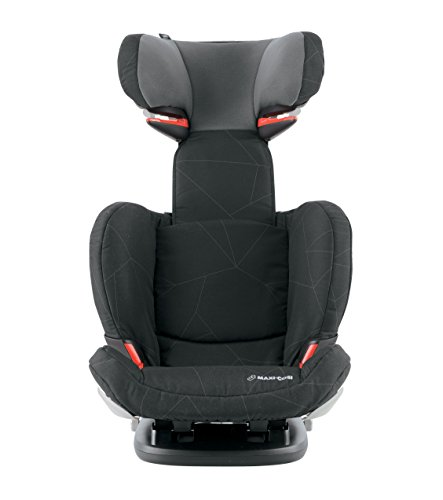 Maxi-Cosi RodiFix Air Protect Car Seat, Group 2/3, Black Diamond
