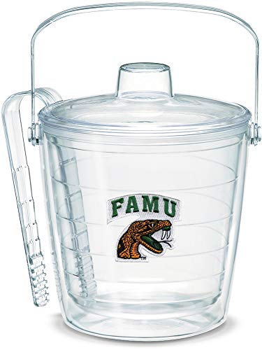Tervis Eiseimer, 227 ml, transparent Florida Agricultural and Mechanical University 87oz Ice Bucket farblos -