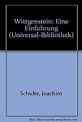 Wittgenstein. Eine Einführung