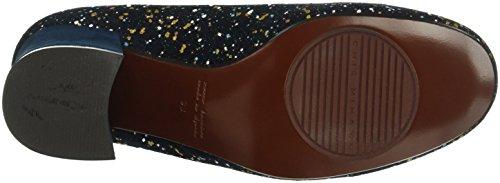 Chie Mihara - Itambe, Scarpe col tacco Donna Multicolore (Mehrfarbig (SPLASH Petrol-ante Curry))