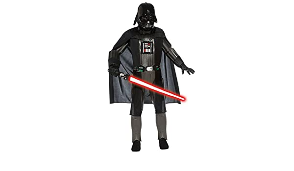Medium Rubies Domestic 620276/_M Star Wars Childs Deluxe Darth Vader Costume