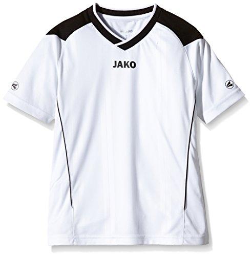 Jako Kinder Fußballtrikots Copa KA, Weiß/Schwarz, 128, 56244