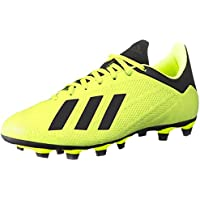adidas X 18.4 FG, Chaussures de Football Homme
