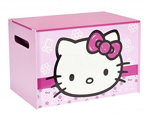 Hello Kitty caja de juguetes