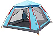 Automatic Four Sided Series Tent for Camping and Trips, SQ-084-B