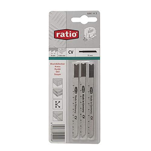Ratio 6441H3 - Sierra Caladora Ratio Para B&D Juego