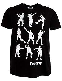 Fortnite - Camiseta Infantil con Bailes