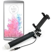 Palo Selfie (Selfie-Stick) para Smartphones LG G3 | Nexus 5X | Meizu M2 Mini | M2 Note - DURAGADGET