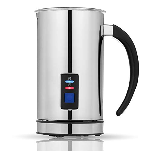 Chefs Star Premier Automatic Milk Frother, Heater and Cappuccino Maker by Chefs Star® -