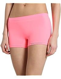 Ultrasport Damen Funktions-Sport Hot Pants Hipster, ideale Sport Shorts für alle Aktivitäten und jede Sportart / bequeme Hotpants für Frauen mit leichtem Figur formenden Effekt, ideal als Unterwäsche
