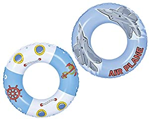 JILONG JL047256NPF Flotador para bebé Multicolor - Flotadores para bebé (Flotador, Imagen, Multicolor, 8 año(s), 76 cm, 210 g)