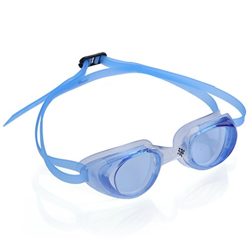 Goggles - Swimming Goggles - Water sport Racing Goggles - UV Protection, Anty-Fog, Quick Adjusting Silicone Head Strap