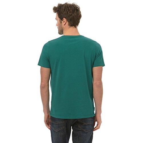 Animal Herren Kurzarm Shirt Livemore/S14 Grün (Teal Green)