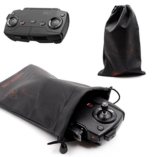 WYXlink Remote Control Sleeve Waterproof Carry Case Protective Pouch for DJI Mavic Air (a) (Sleeve Carry)
