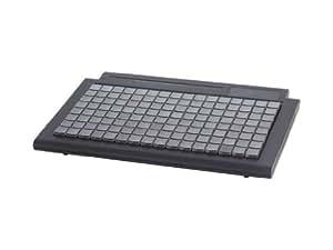 Expertkeys EK-128 free programmable 128 key USB keypad / keyboard