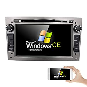 gps navigation: 7 inch Car Audio Stereo Double Din In Dash for Opel Vauxhall Corsa Vectra Astra ...
