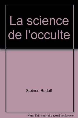 La science de l'occulte