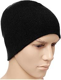 Wasserabweisende Wintermütze bis -30°C Kälte getestet // verschiedene Farben wählbar One Size,Schwarz