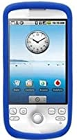 Amzer Silicone Skin Jelly Case For T-Mobile G2 - Blue
