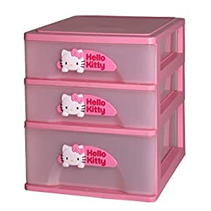 hello kitty tour de rangement enfant jouets de rangement. Black Bedroom Furniture Sets. Home Design Ideas
