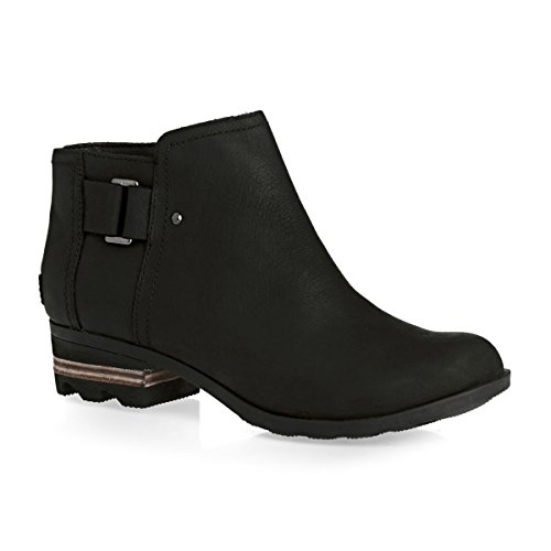 Sorel Damen Stiefelette Lolla Ankle NL2267 Black, Quarry
