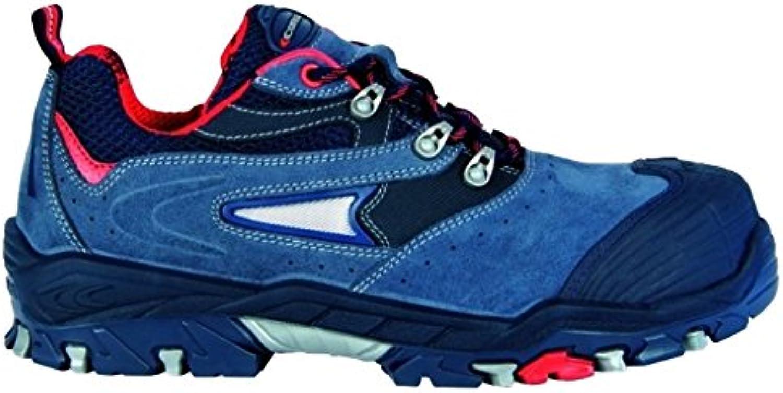 Cofra 17001 – 000.w47 Serse S1 P SRC – zapatos de seguridad talla 47 color azul