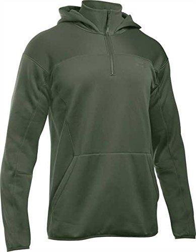 Under Armour Herren T-Shirt Ua Whitetail Skull, Herren, Marine Od Green (390)/Marine Od Green, Large -