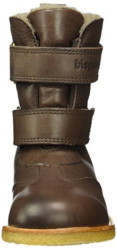 Bisgaard Tex Boot, Bottes courtes avec doublure chaude garçon Marron (302 Brown)