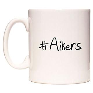 #Aikers Mug by WeDoMugs®