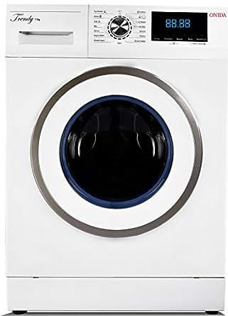 Onida 7.5 kg Fully-Automatic Front Loading Washing Machine (F75TDWW, White)