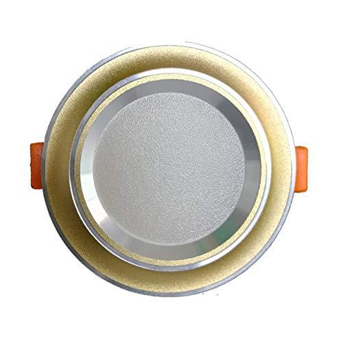M-zmds LED-Unterbaubeleuchtung, Innenraumleuchten für Küche, Stauraumbeleuchtung, Regalbeleuchtung, Unterbeleuchtung (DC 12V, warmweiß) [Energieklasse A +] (Farbe : Warmes Licht)