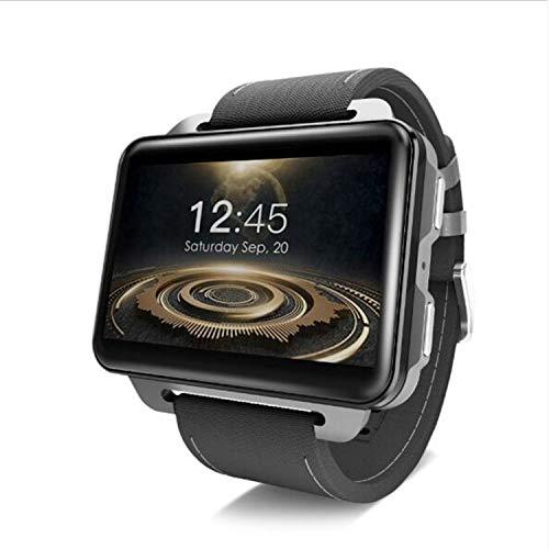 LNYF-OV Smart Watch Herzfrequenzmesser Wasserdichte Gesundheitsüberwachung GPS Schrittmusik Videoanruf Android Support Mehrsprachig