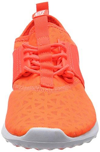 Nike Damen Juvenate Sneakers Rot (Total Crimson/White/Total Crimson/Black)