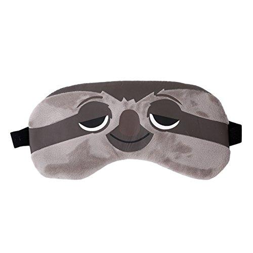 Lalang Schlafmaske - Für tiefen Schlaf und optimale Erholung (Faultier)