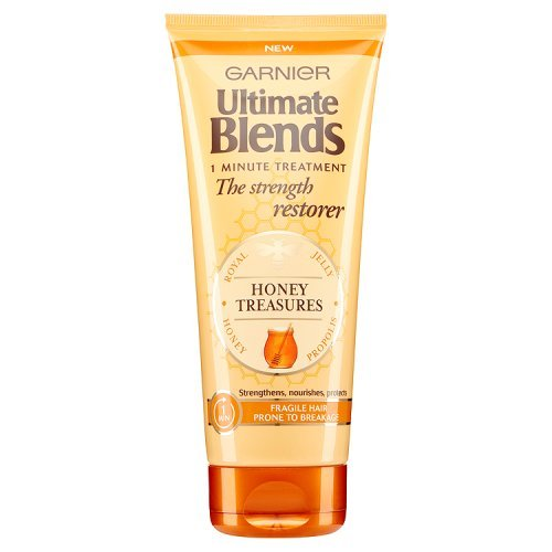 Price comparison product image Garnier Ultimate Blends The Strength Restorer 1 Minute Hair Treatment
