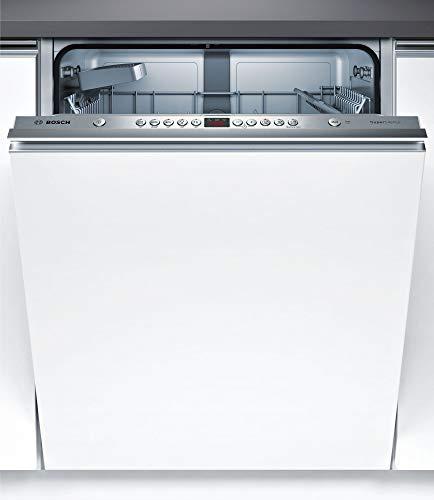Bosch Serie 4vollständig integriertes smv45ix07e 13places A + + Spülmaschine–Geschirrspülmaschinen (komplett integriert, Full Size (60cm), Edelstahl, Knöpfe, 1,75m, 1,65m)