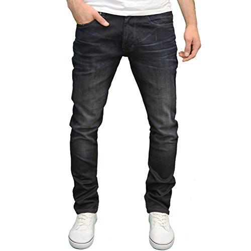 DML Jeans Herren Jeanshose Dunkelblau