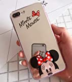 TN Cases Store Coque iPhone 7+ Plus et iPhone 8+ Plus Minnie Mickey Mouse Effet...