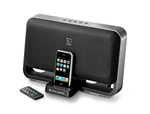 Altec Lansing T612 - High End Speaker For iPhone/iPod - Black