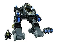 Idea Regalo - Mattel - DMT82 - Imaginext, Il Robot trasformabile di Batman