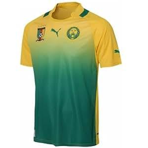 Puma Afr Away Shirt Rep Maillot homme Jaune XL