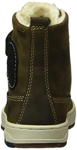 Lurchi Jungen Dobbi-Tex Combat Boots Beige (taupe 14)