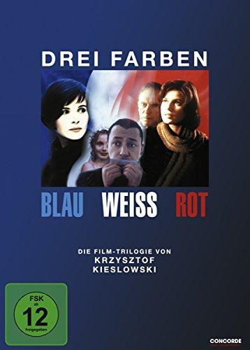 Bild von Drei Farben: Blau / Weiß / Rot [3 DVDs]