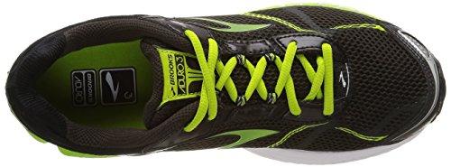 Brooks  Aduro 3, Chaussures de Running Compétition homme Braun (Phantom/LimeGreen/Black)