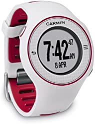Garmin Approach S3 Golf GPS Watch blanc/rouge
