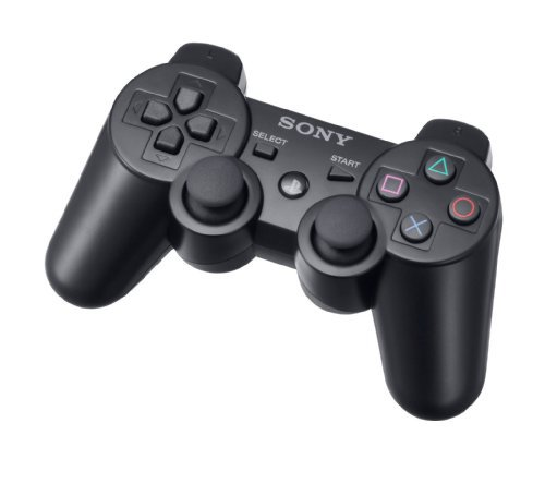 PS3 - DualShock 3 Wireless Controller, Schwarz - Bild 1