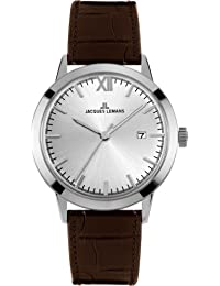 Jacques Lemans Herren-Armbanduhr Nostalgie N-203I