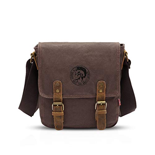FANDARE Casual Messenger Bag Sac Bandoulière Briefcase...